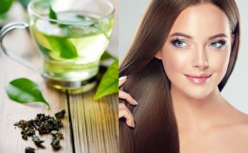 Chăm sóc tóc bằng trà xanh