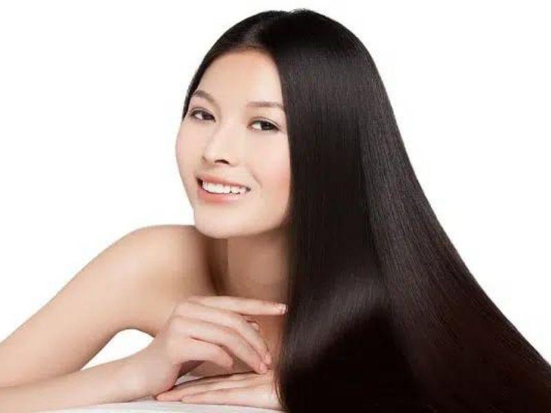 Tóc sẽ được kích thích mọc khỏe hơn khi được massage đầu thường xuyên