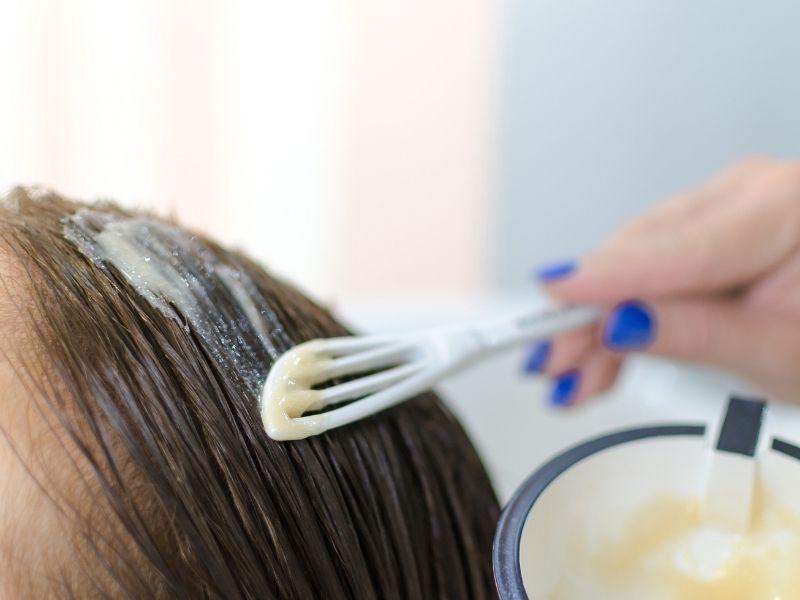 Muốn ủ mặt nạ tóc hiệu quả bạn phải rất kiên trì