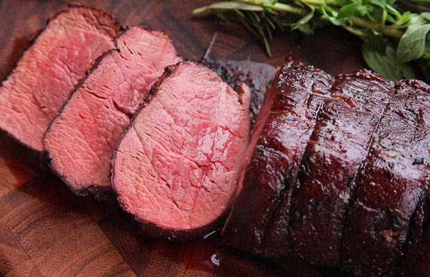Ăn thịt bò cho tóc khỏe đẹp