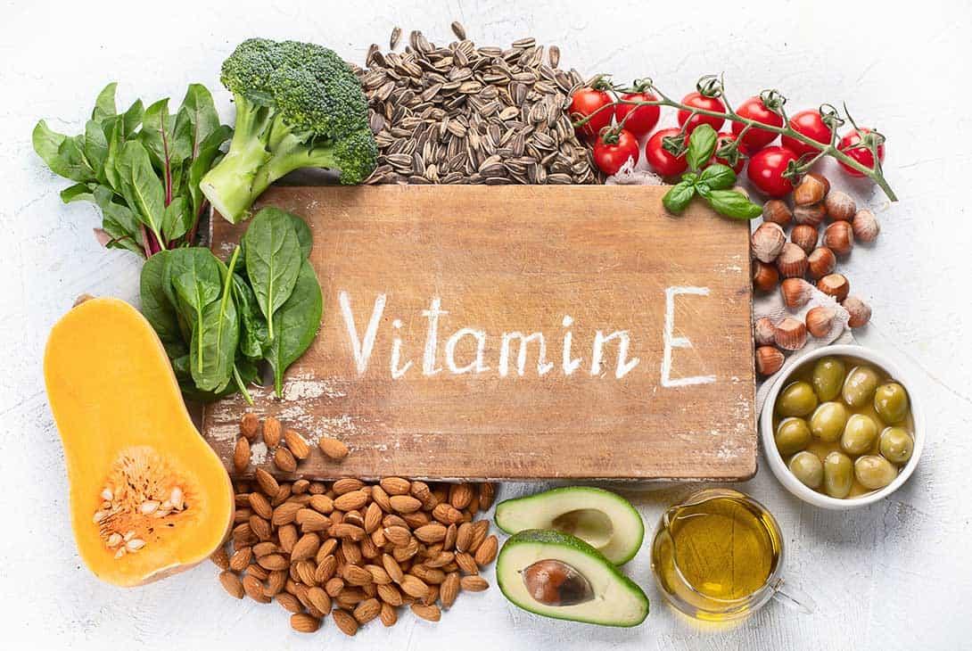 Dưỡng tóc bằng vitamin e và dầu dừa