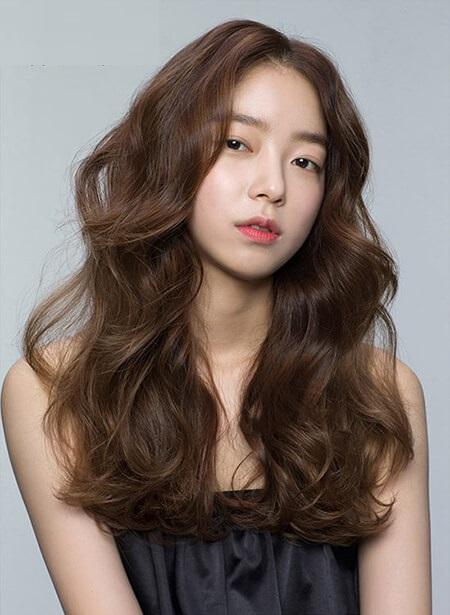 Kiểu tóc nữ tính dịu dàng cho các nàng mặt vline