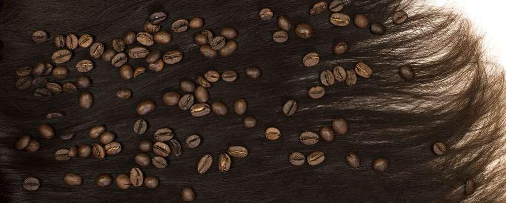 Cà phê giúp tóc phát triển tốt