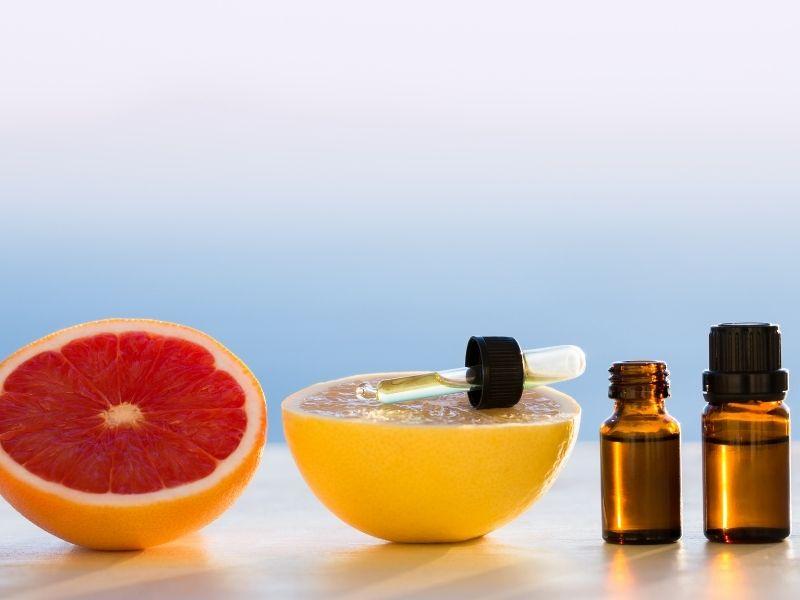 Tinh dầu bưởi vừa giúp mọc tóc nhanh vừa giúp dưỡng tóc