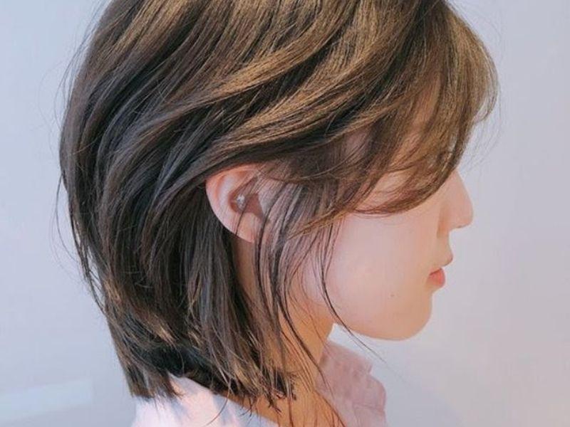 Kiểu tóc lỡ xịn sò nhất hiện nay