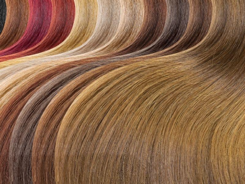 Mỗi loại da sẽ hợp với một số màu nhất định