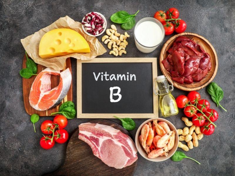 Bạn hoàn toàn có thể cung cấp vitamin nhóm B cho tóc bằng những thực phẩm ăn uống mỗi ngày
