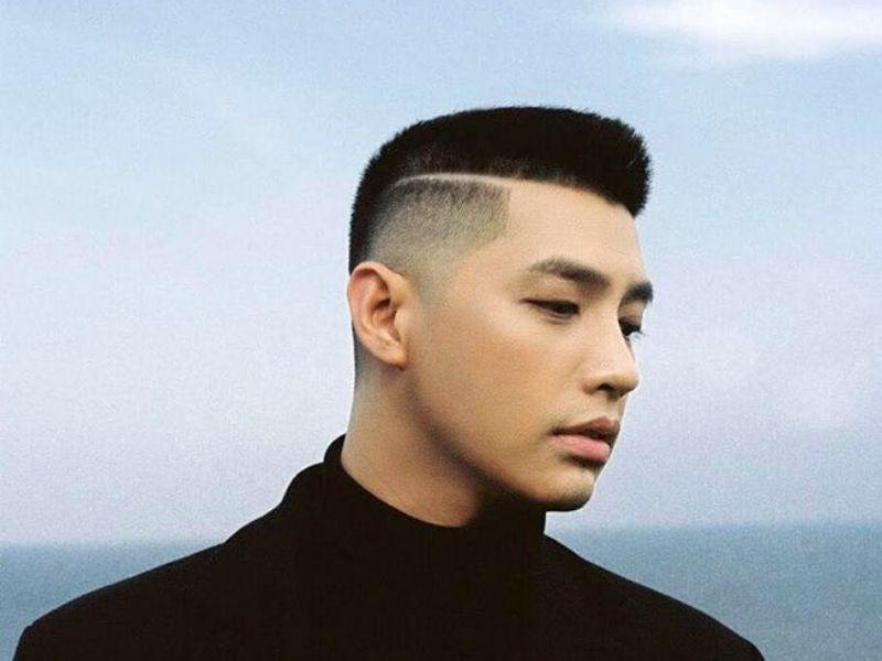 Tóc Flat Top mang lại vẻ đẹp xuất sắc như nam thần