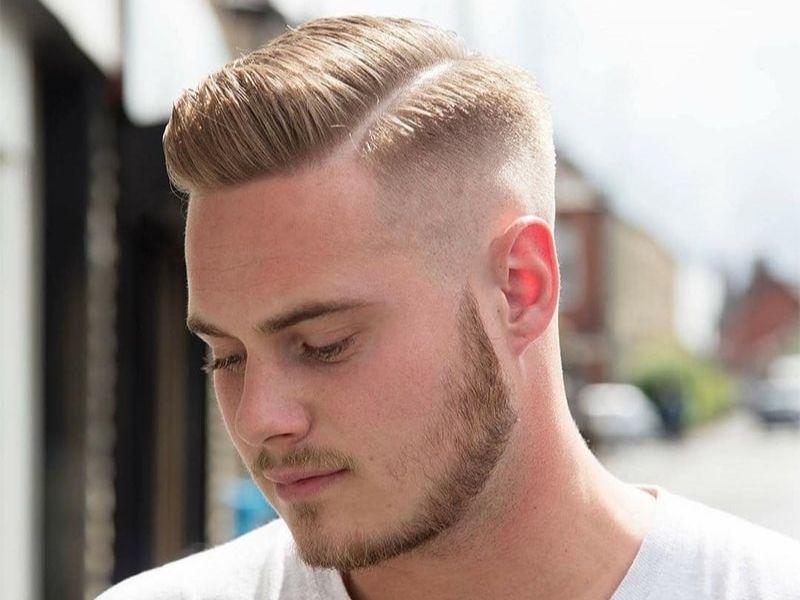 Tóc bristle top đầy ấn tượng